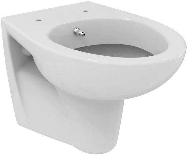 ALL IN ONE Incastrat - Ideal Standard + Paffoni cu termostat + Vas wc Suspendat Ideal Standard Eurovit - Cu functie de bideu - Gata de montaj - Vas wc Suspendat Ideal Standard Eurovit cu functie de bi 1