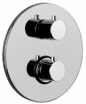 ALL IN ONE Incastrat - LIV + Paffoni cu termostat + Vas wc Suspendat Ideal Standard Eurovit - Cu functie de bideu - Gata de montaj - Vas wc Suspendat Ideal Standard Eurovit cu functie de bideu + Capac 9