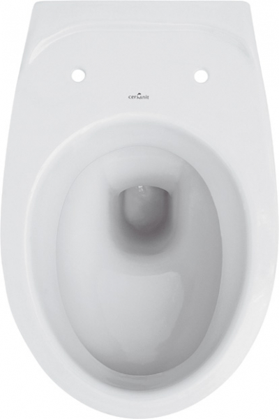 ALL IN ONE Incastrat - TECE + Cersanit Delphi  - Cu dus Igienic - Gata de montaj - Vas wc Suspendat Cersanit Delphi + Capac softclose + Rezervor TECE 2