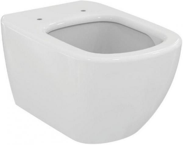 ALL IN ONE Incastrat - TECE + Ideal Standard Tesi Aquablade + Paffoni - Cu dus Igienic - Gata de montaj - Vas wc Suspendat Ideal Standard Tesi Aquablade + Capac softclose + Rezervor TECE [1]