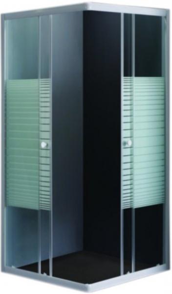 Cabina de dus patrata Belform Grid 90x90 0