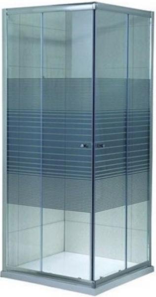 Cabina de dus patrata Belform Grid 90x90 - geam 6mm [2]