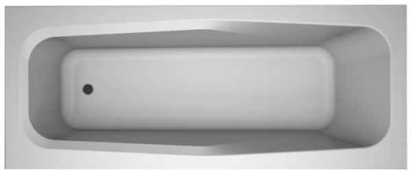 Cada Baie Acril Belform Freya 170x70 0