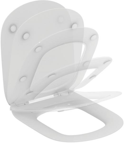 Capac WC Ideal Standard Tesi - Slim - Softclose 1