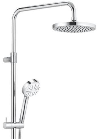 Coloana dus Kludi Logo Dual Shower - Baterie dus termostatata 1