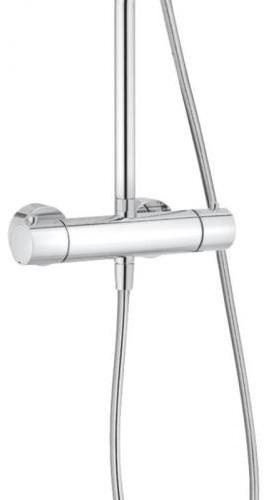 Coloana dus Kludi Logo Dual Shower - Baterie dus termostatata 2