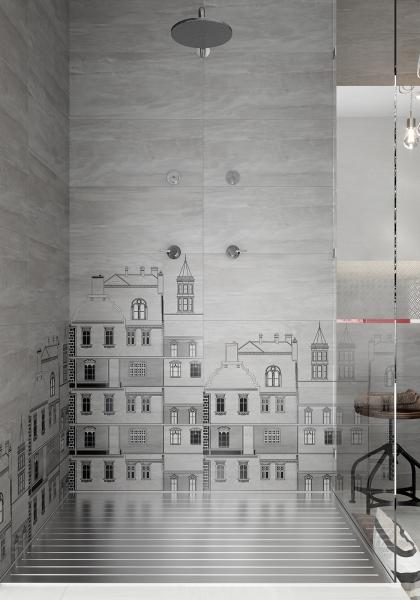 Mobilier Coloana Cersanit City - Alb 3