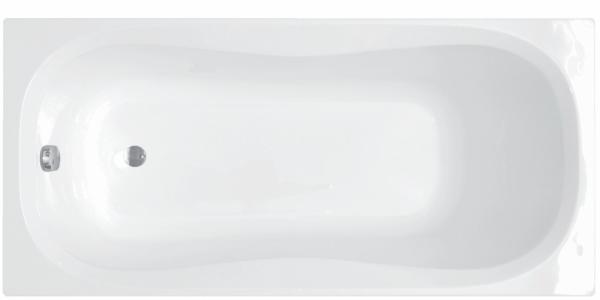 Pachet Complet - Cada Baie Acril Belform Liria 180x80 + Cadru Metalic + Masca Frontala + Sifon Evacuare 1