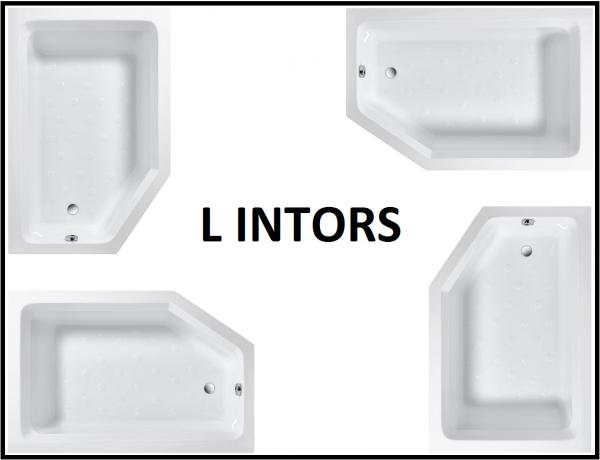 Pachet Complet - Cada Baie Acril Fibrocom Extensy 150x100 COLT STANGA + Cadru Metalic + Masca Frontala + Sifon Evacuare 2