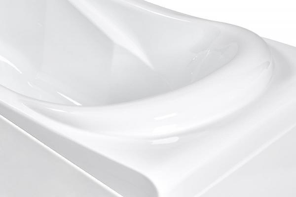 Pachet Complet - Cada Baie Acril Fibrocom Galas 170x70 + Cadru Metalic + Masca Frontala + Sifon Evacuare 3