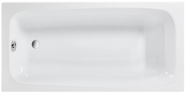 Pachet Complet - Cada Baie Acril Fibrocom Mikass 120x70 + Cadru Metalic + Masca Frontala + Sifon Evacuare 1