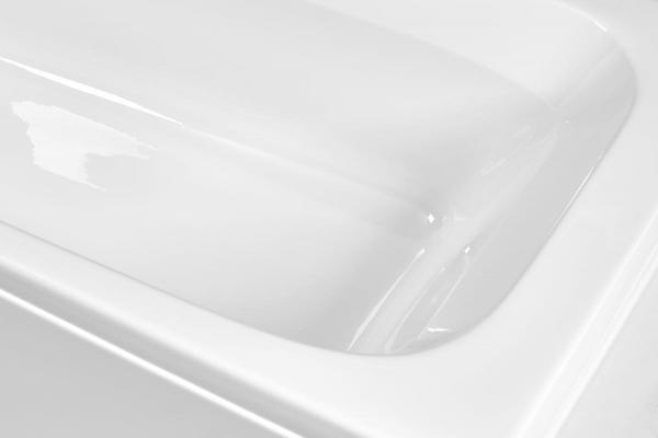 Pachet Complet - Cada Baie Acril Fibrocom Mikass 150x70 + Cadru Metalic + Masca Frontala + Sifon Evacuare [2]