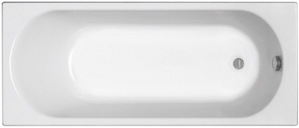 Pachet Complet - Cada Baie Acril Kolo Opal Plus 140x70 + Cadru Metalic + Masca Frontala MDF + Sifon Evacuare 2