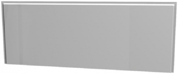 Pachet Complet - Cada Baie Acril Kolo Opal Plus 160x70 + Cadru Metalic + Masca Frontala MDF + Sifon Evacuare 9