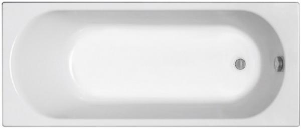Pachet Complet - Cada Baie Acril Kolo Opal Plus 170x70 + Cadru Metalic + Masca Frontala MDF + Sifon Evacuare 2