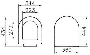 Pachet Complet Sistem WC cu Bideu Suspendat Vitra S50 - Gata de Montaj - Cadru fixare + Rezervor Ingropat, Clapeta Crom, Vas WC cu functie de bideu, Sistem complet baterie incastrata bideu si Capac WC 4