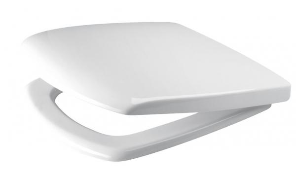 Pachet Complet Sistem WC Suspendat Cersanit Carina CLeanON - Gata de Montaj - Cadru fixare + Rezervor Ingropat, Clapeta Crom, Vas WC si Capac WC SoftClose 3