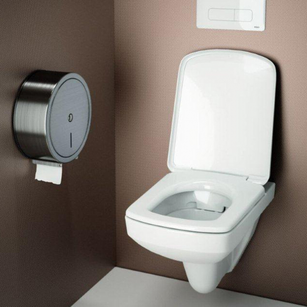 Pachet Complet Sistem WC Suspendat Geberit + Kolo Nova PRO Rimfree - Gata de Montaj - Cadru fixare + Rezervor Ingropat, Clapeta Crom, Vas WC si Capac WC  Softclose 7