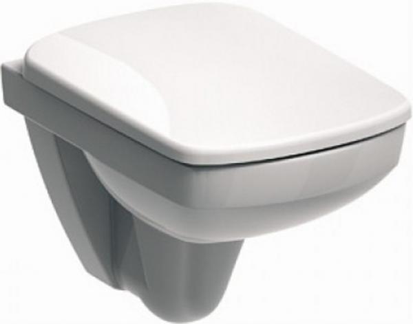 Pachet Complet Sistem WC Suspendat Geberit + Kolo Nova PRO Rimfree - Gata de Montaj - Cadru fixare + Rezervor Ingropat, Clapeta Crom, Vas WC si Capac WC  Softclose 2