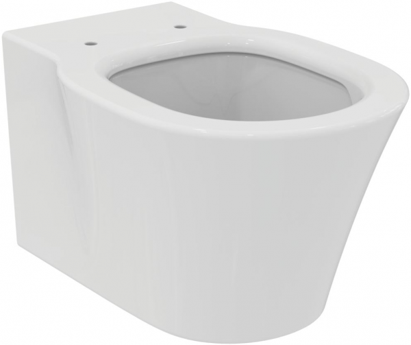 Pachet Complet Sistem WC Suspendat Ideal Standard Connect Air Aquablade - Gata de Montaj - Cadru fixare + Rezervor Ingropat, Clapeta Crom, Vas WC si Capac WC Softclose 1