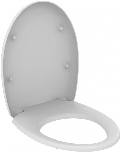 Pachet Complet Sistem WC Suspendat Ideal Standard cu functie de bideu - Gata de Montaj - Cadru fixare + Rezervor Ingropat, Clapeta Crom, Vas WC, Baterie Incastrata si Capac WC 5