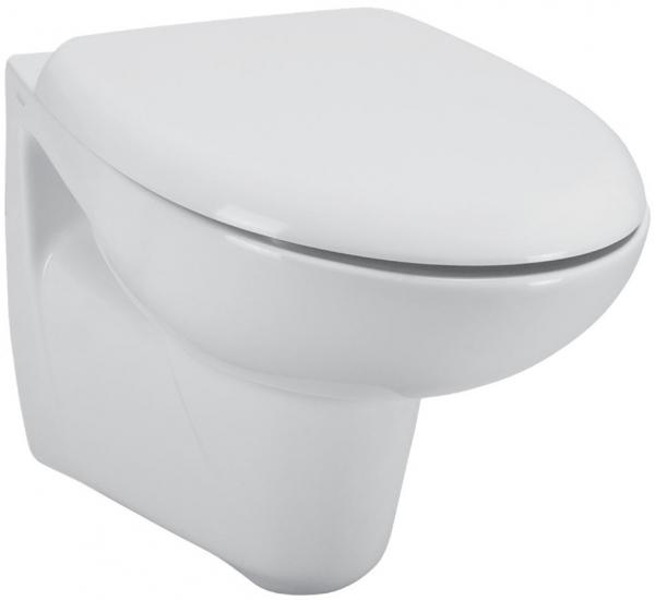 Pachet Complet Sistem WC Suspendat Ideal Standard cu functie de bideu - Gata de Montaj - Cadru fixare + Rezervor Ingropat, Clapeta Crom, Vas WC, Baterie Incastrata si Capac WC 2