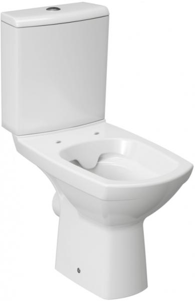 Pachet Complet Toaleta Cersanit Carina CleanON - Vas WC, Rezervor, Armatura, Capac Softclose, Set de Fixare 2