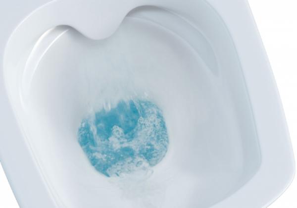 Pachet Complet Toaleta Cersanit Carina CleanON - Vas WC, Rezervor, Armatura, Capac Softclose, Set de Fixare 5