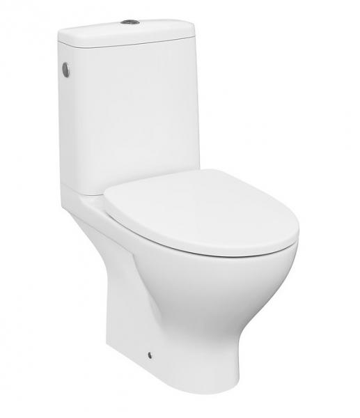 Pachet Complet Toaleta Cersanit Moduo CleanON - Vas WC, Rezervor, Armatura, Capac Softclose, Set de Fixare 0