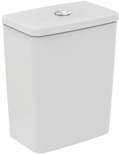 Pachet Complet Toaleta Ideal Standard Connect Air Aquablade Back-to-Wall - Vas WC, Rezervor, Armatura, Capac Slim, Set de Fixare 2