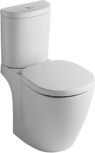Pachet Complet Toaleta Ideal Standard Connect Arc - Vas WC, Rezervor, Armatura, Capac, Set de Fixare 0