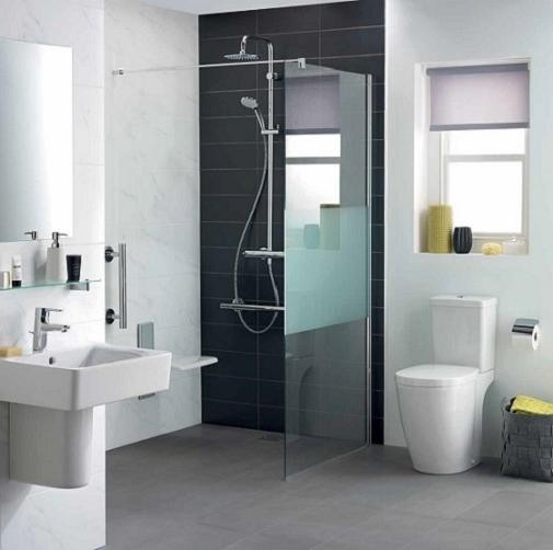 Pachet Complet Toaleta Ideal Standard Connect Cube - Vas WC, Rezervor, Armatura, Capac Softclose, Set de Fixare [3]