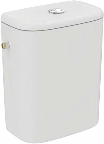 Pachet Complet Toaleta Ideal Standard Tesi Aquablade  - Vas WC, Rezervor, Armatura, Capac Slim Softclose, Set de Fixare [1]