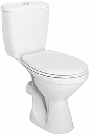 Pachet Complet Toaleta Kolo Idol - Vas WC, Rezervor, Armatura, Capac, Set de Fixare 0