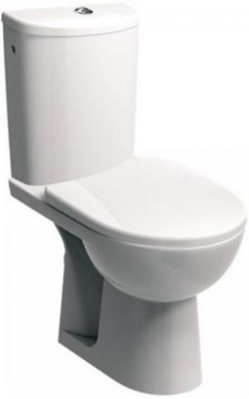 Pachet Complet Toaleta Kolo Nova PRO - Vas WC, Rezervor, Armatura, Capac, Set de Fixare [0]