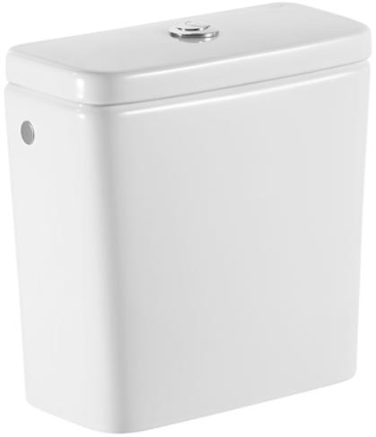 Pachet Complet Toaleta Roca Debba - Vas WC, Rezervor, Armatura, Capac Softclose, Set de Fixare [1]