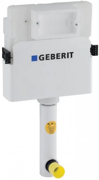 Rezervor incastrat Geberit Delta UP 100 - Pentru vase Back-to-Wall 0