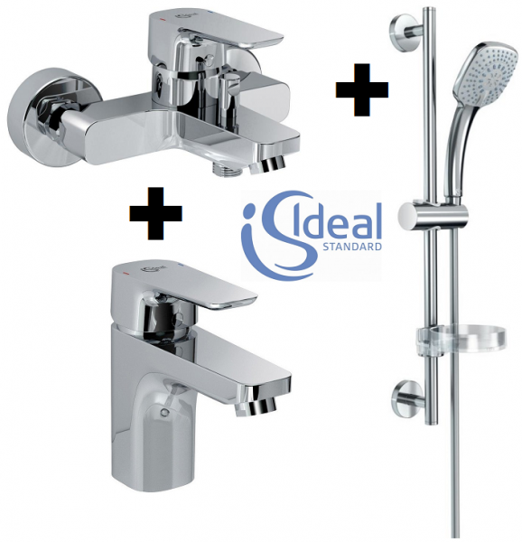Set 3 in 1 Ideal Standard Ceraplan III Grande 0