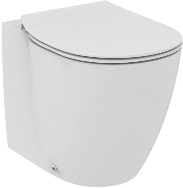Vas WC pe pardoseala Ideal Standard Connect Aquablade - Back-to-Wall - Pentru rezervor incastrat 0
