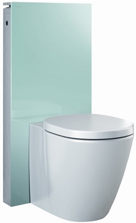 Vas WC pe pardoseala Ideal Standard Connect Aquablade - Back-to-Wall - Pentru rezervor incastrat 4