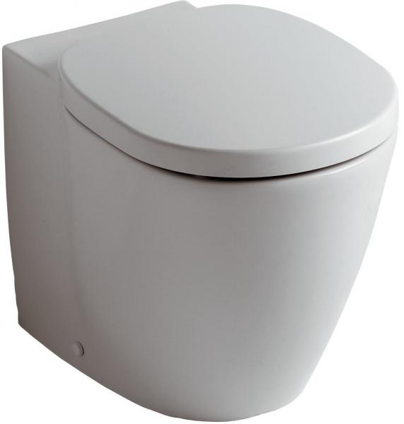 Vas WC pe pardoseala Ideal Standard Connect - Back-to-Wall - Pentru rezervor incastrat 0