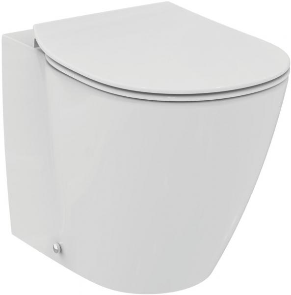 Vas WC pe pardoseala Ideal Standard Connect - Back-to-Wall - Pentru rezervor incastrat 1