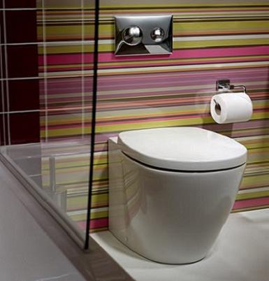 Vas WC pe pardoseala Ideal Standard Connect - Back-to-Wall - Pentru rezervor incastrat 2