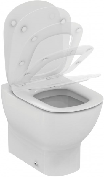 Vas WC pe pardoseala Ideal Standard Tesi - Back-to-Wall - Pentru rezervor incastrat 1