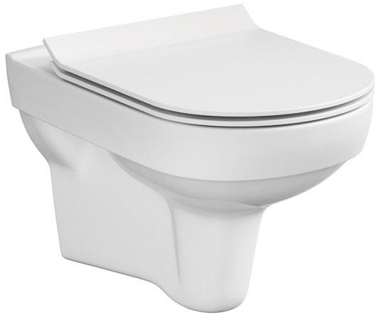 Vas WC Suspendat Cersanit City - CleanON 6