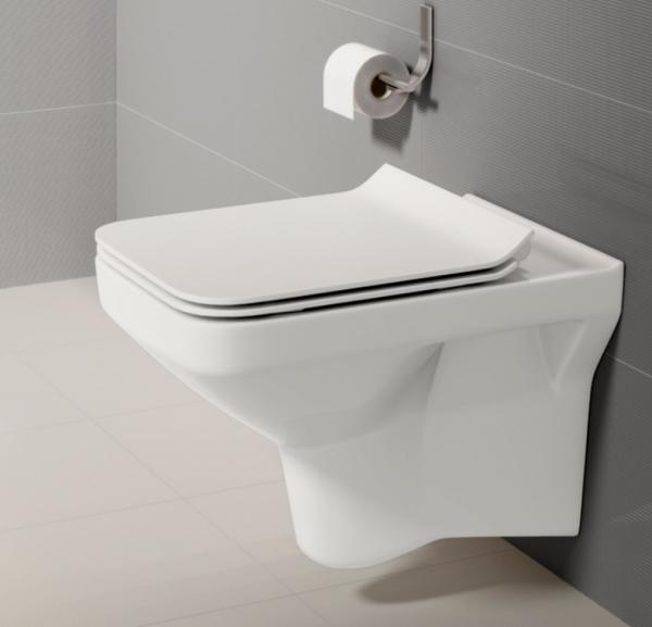Vas WC Suspendat Cersanit Como - CleanON 5