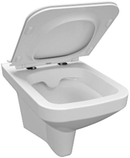 Vas WC Suspendat Cersanit Como - CleanON 3