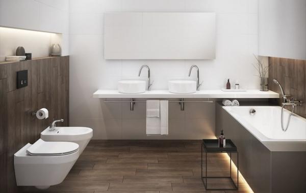 Vas WC Suspendat Cersanit Crea Oval - CleanON [11]