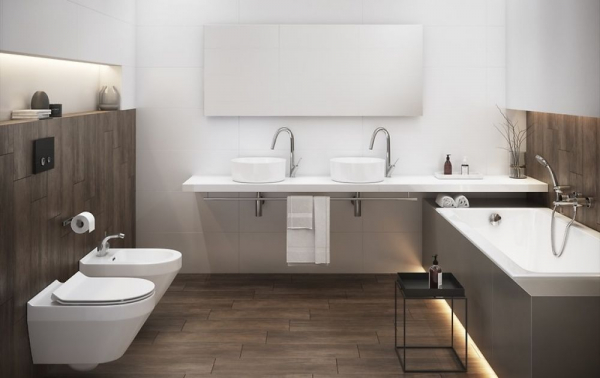 Vas WC Suspendat Cersanit Crea Oval - CleanON [3]