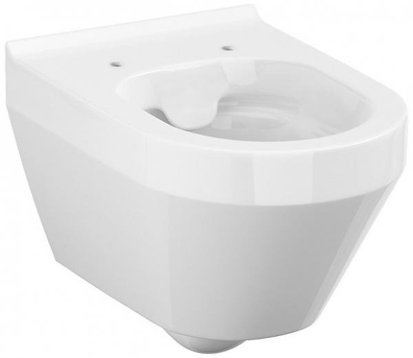 Vas WC Suspendat Cersanit Crea Oval - CleanON [0]